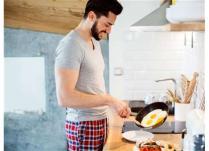 Mëngjesi perfekt për meshkujt