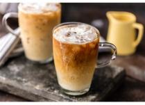 Receta për krem kafe të akullt