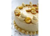 Tortë e shpejtë me banane: Përzien, bën fillin, e ha për 15 minuta!