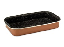 Tava 40x25 cm Stone Legend CopperLUX
