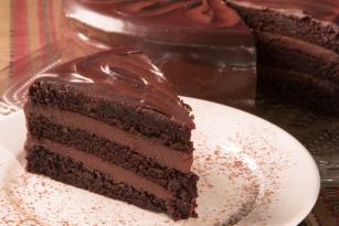 Torta me cokollate nga Delimano