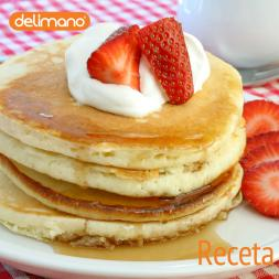 Si te pergadisim Pancakes