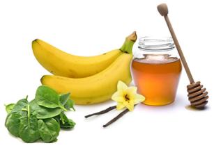 Nutribullet Receta Smoothie me spinaq, banane, mjalt