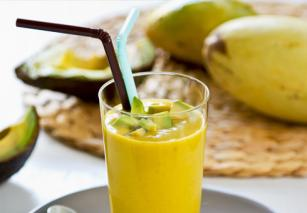 Nutribullet Receta Smoothie me shije Tropikale