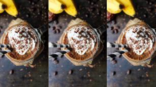 Recetë nga Nutribullet - Smoothie me kafe dhe banane