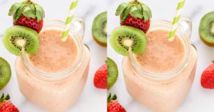 Recetë nga Nutribullet - Smoothie me kokos dhe dredhëza
