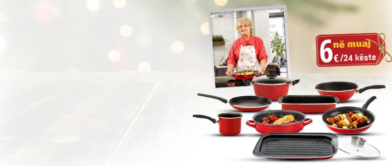 Shije tradicionale në kuzhinën moderne
