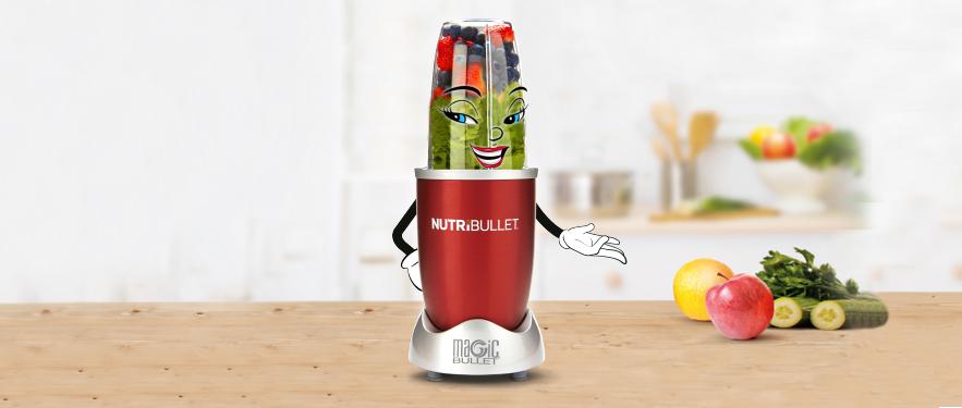 NutriBullet® Origjinal - Veç 55€