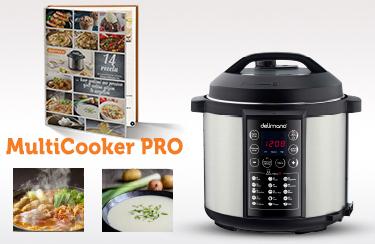 14 receta gatimi me Multicooker Pro