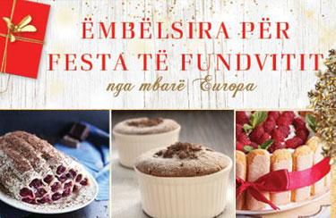 21 receta për ëmbëlsira të shijshme festive nga mbarë Europa